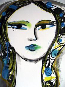 quadro-mulher-dos-labios-azuis