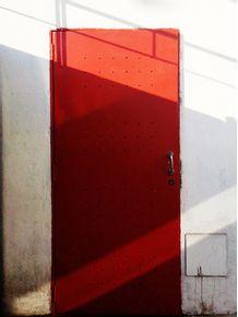 quadro-porta-vermelha-a