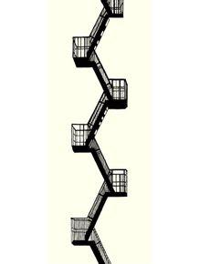 quadro-escada-de-incendio