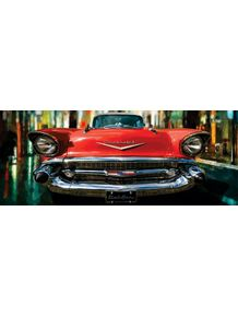 quadro-chevrolet-bel-air--classic-car