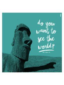 quadro-see-the-world--ilha-de-pascoa