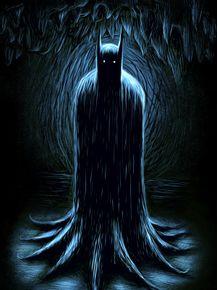 quadro-batman-gothic
