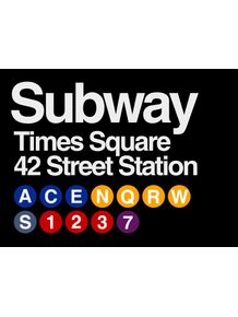 quadro-subway-sign-001