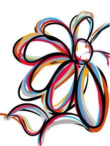 quadro-flor-colors