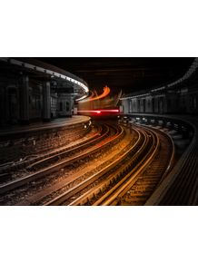 quadro-train-station-of-london