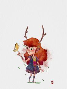quadro-little-redhead