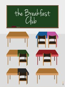 quadro-the-breakfast-club--o-clube-dos-cinco