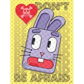 quadro-coelho--nao-tenha-medo