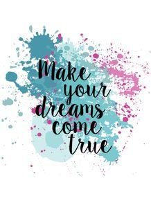 quadro-make-your-dreams