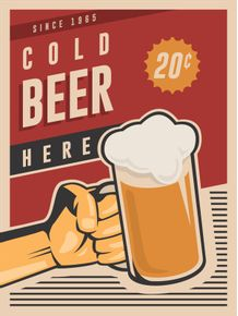 quadro-cold-beer-here