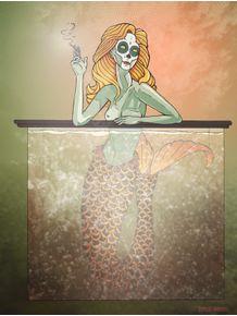 quadro-sereia-mexicana