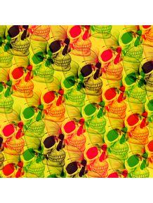 quadro-skullfest-pop-pattern