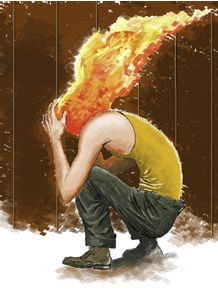 quadro-on-fire