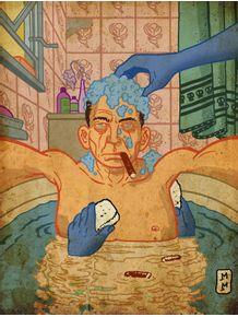 quadro-bath