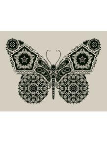 quadro-ornamental-butterfly