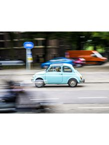 quadro-blue-car