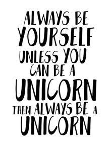 quadro-be-a-unicorn