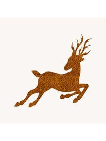 quadro-gold-deer
