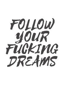 quadro-follow-your-dreams-i