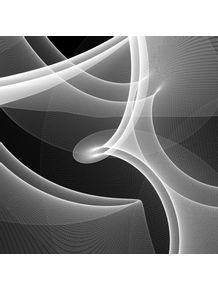 quadro-white-waves