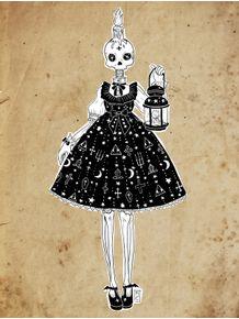 quadro-lollita-skull