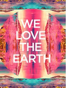 quadro-we-love-the-earth