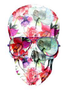 quadro-skull-flowers-6