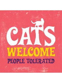 quadro-cats-welcome
