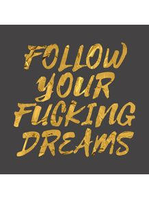 quadro-follow-your-dreams-ii