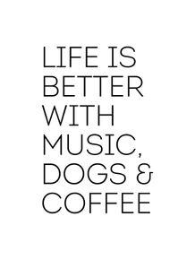 quadro-music-dogs