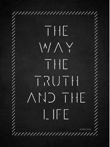 quadro-o-caminho-a-verdade-e-a-vida
