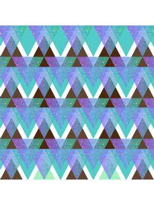 quadro-glitter-triangles