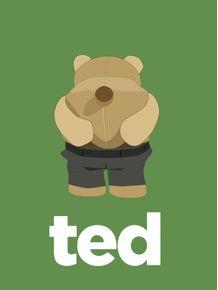 quadro-urso-ted