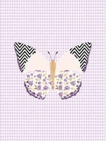 quadro-vintage-butterfly-lilac