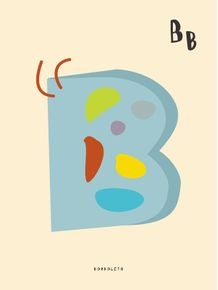 quadro-alfabeto-kids-b