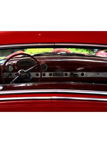 quadro-old-cars--red