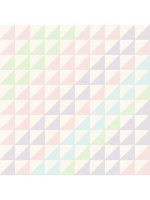 quadro-padrao-geometrico--tons-pastel-i