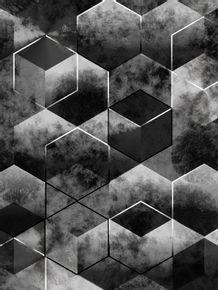 quadro-geometric-black-dimension
