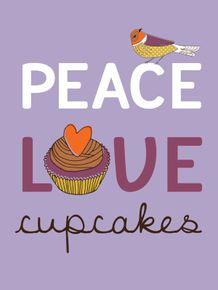 quadro-peace-love-cupcakes