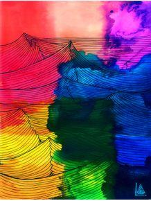 quadro-lisergia-geometriclines-moutainswaves