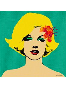 quadro-marilyn-florida-pop