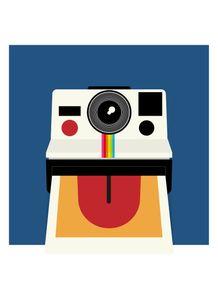 quadro-lingua-polaroid