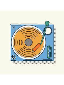 quadro-disco-dj