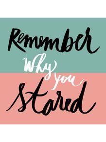 quadro-remember-always