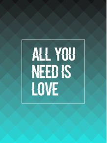 quadro-all-you-need-is-love--love