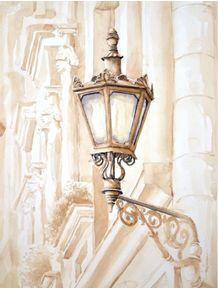 quadro-luminaria-antiga-aquarela