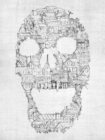 quadro-caveira-favela