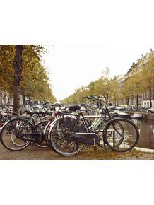quadro-amsterdan-bike-no-canal-2