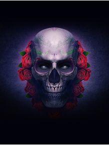 quadro-la-mexican-skull