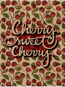 quadro-cherry-sweet-cherry